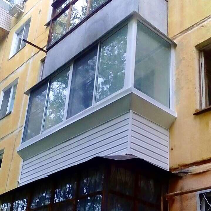 Внешняя отделка (виниловый и металлосайдинг, фасадные панели ханьи)