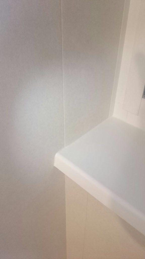 Внутренняя отделка (ламинированные панели, евровагонка, декоративный камень)