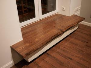 деревянный подоконник - картинка